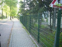 Zaun ludwigsfelde